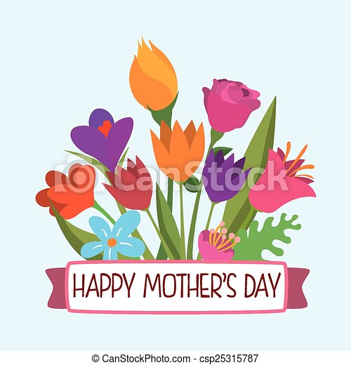 happy mothers day  - csp25315787