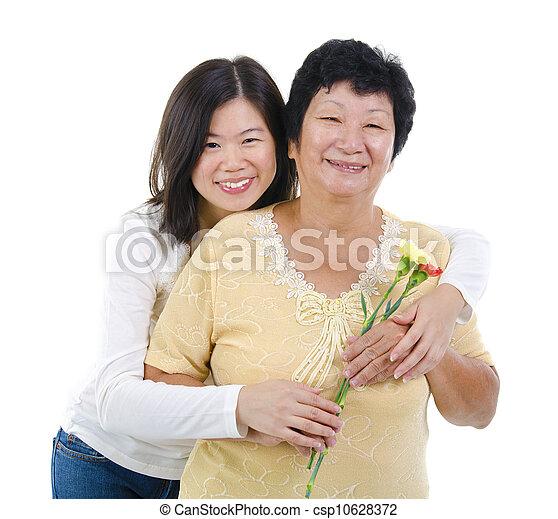 Happy Mother's Day. - csp10628372