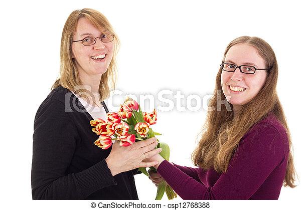 Happy Mother's Day - csp12768388