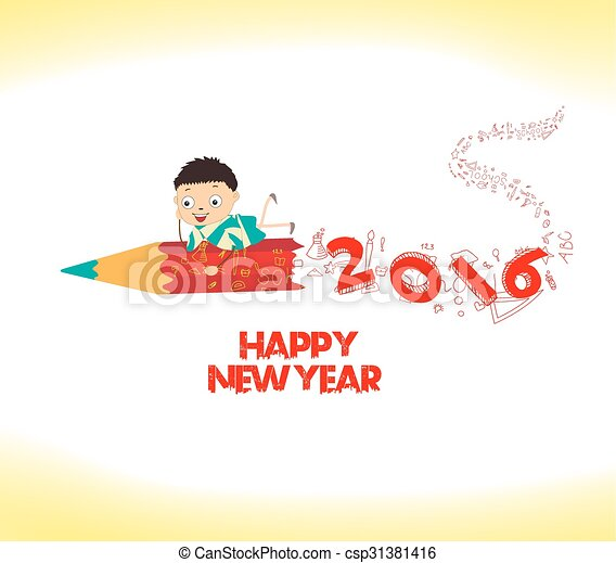 happy new year 2016 csp31381416