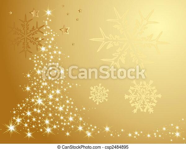 Happy New Year background - csp2484895
