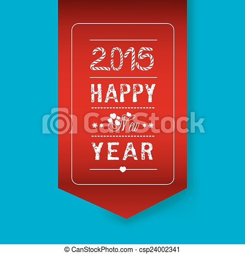 Happy new year card eps vector search clip art illustration happy new year card csp24002341 m4hsunfo