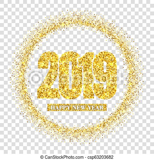 Happy New Year Transparent Background 70