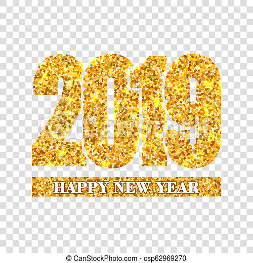 Happy New Year Transparent Background 53