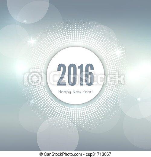 Happy New Year - csp31713067