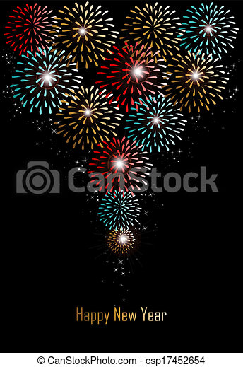 Happy New Year Editing Background 37