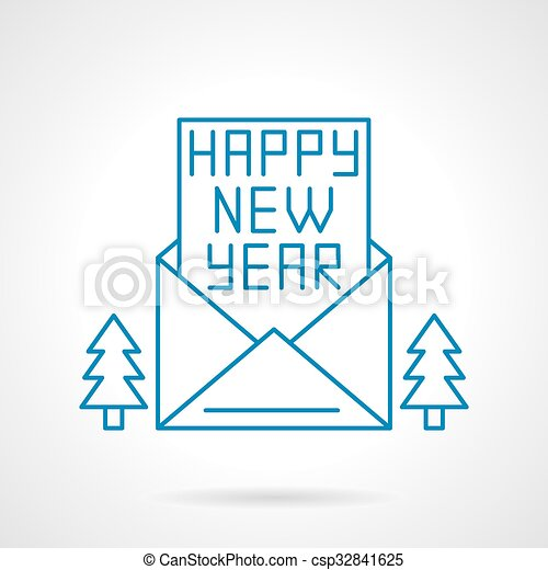 Happy New Year Letter 86