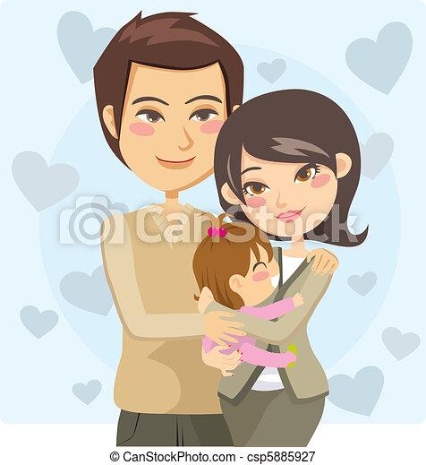 Happy Parents - csp5885927