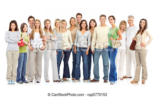 Happy people - csp5770153