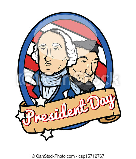 happy presidents day theme design clip art vector search drawings rh canstockphoto com presidents day clip art black and white presidents day clipart border