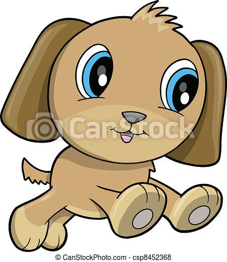Puppy Stock Illustrations – 130,606 Puppy Stock Illustrations, Vectors &  Clipart - Dreamstime