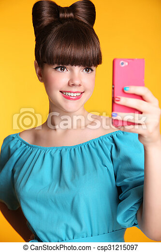 The incorrect hot nude young selfie girl