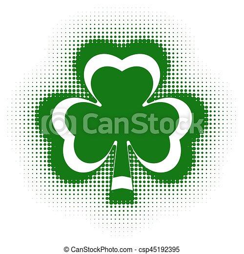 Happy St. Patricks day - csp45192395