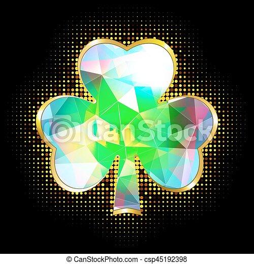 Happy St. Patricks day - csp45192398