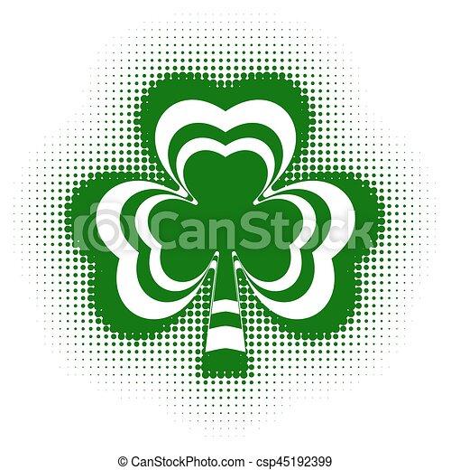 Happy St. Patricks day - csp45192399