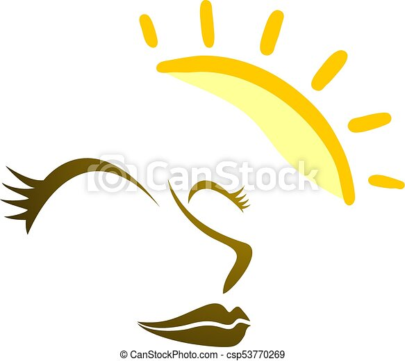 creative design of happy sunny day clip art vector search drawings rh canstockphoto com sunny fall day clipart sunny day clipart black and white