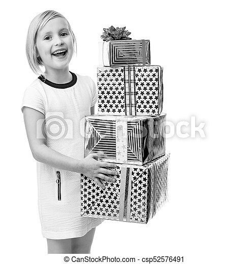 Christmas gift photography trendy