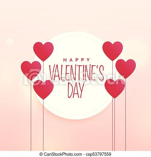 Happy valentines day cute heart background clipart vector search happy valentines day cute heart background csp53797559 voltagebd Images