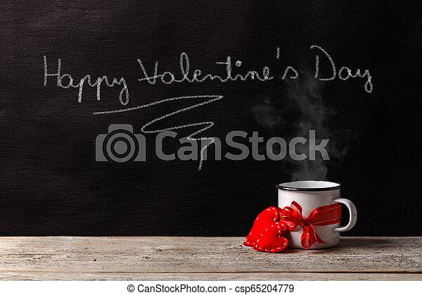 Happy Valentine's Day - csp65204779