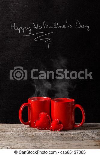 Happy Valentine's Day - csp65137065