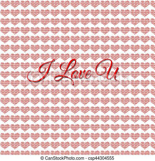Happy Valentine's day - csp44304555