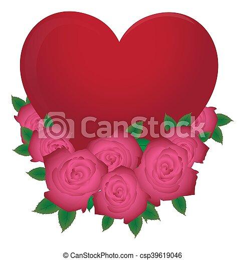 happy valentines day - csp39619046