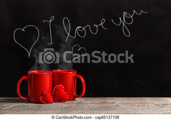 Happy Valentine's day - csp65137108