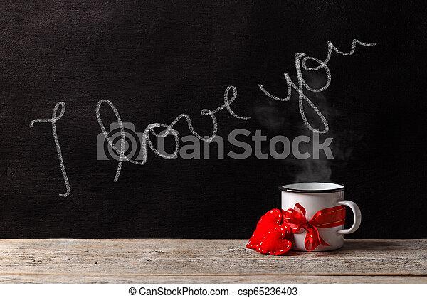 Happy Valentine's day - csp65236403