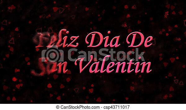 Happy Valentines Day Text In Spanish Feliz Dia De San Valentin