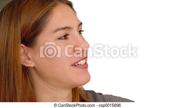 Happy woman - csp0015696
