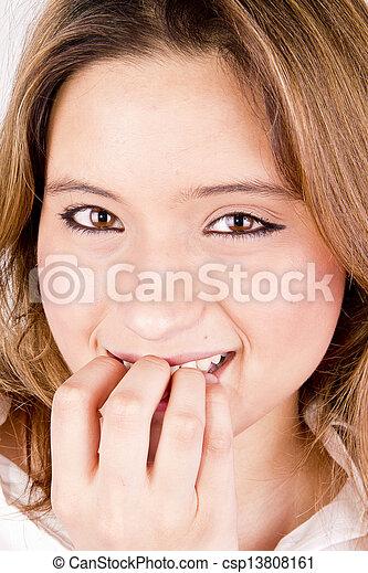happy woman - csp13808161