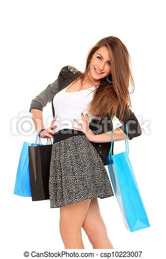 Shopping sexy