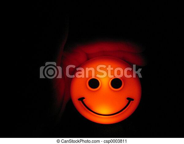 Harbored Smiley - csp0003811
