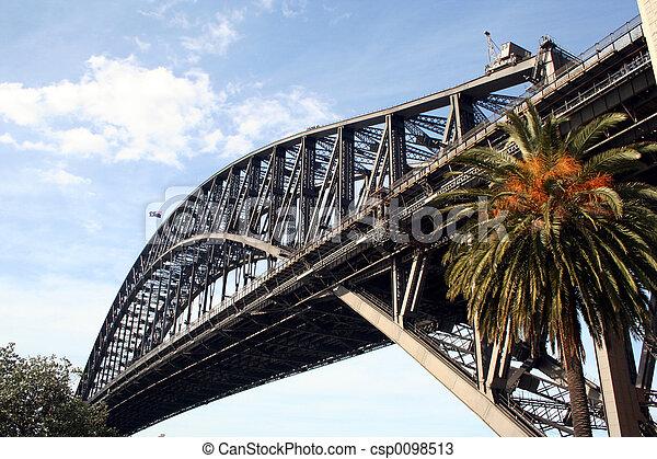Harbour Bridge - csp0098513