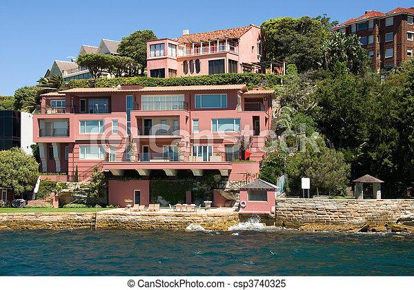 Harbourside Living   Csp3740325