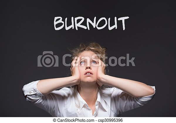 harcèlement, burnout, lieu travail, victime - csp30995396