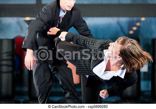 harcművészetek, sport, képzés, ügy - csp5699280