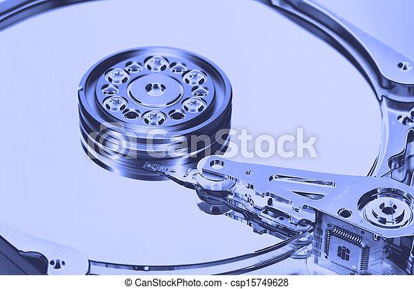 Hard disk drive - csp15749628