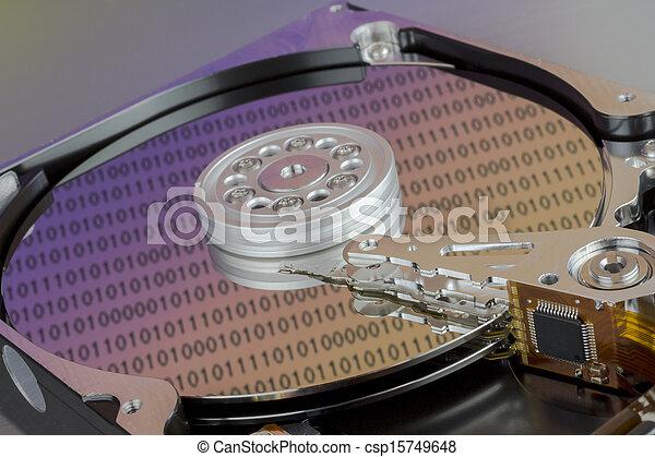 Hard disk drive - csp15749648