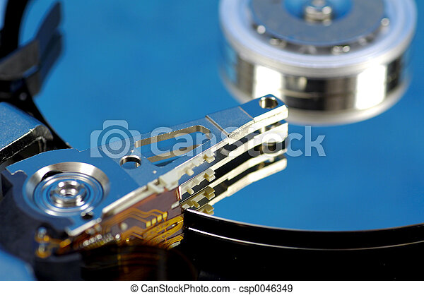 Hard Drive 3 - csp0046349
