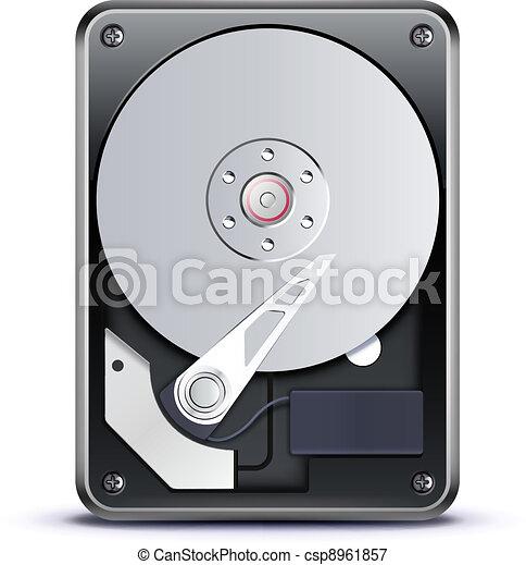 hard drive disk  - csp8961857
