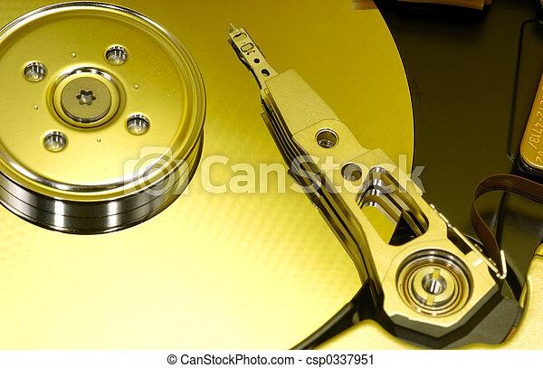 Hard Drive - csp0337951