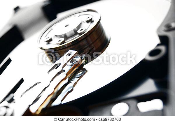 Hard drive. - csp9732768