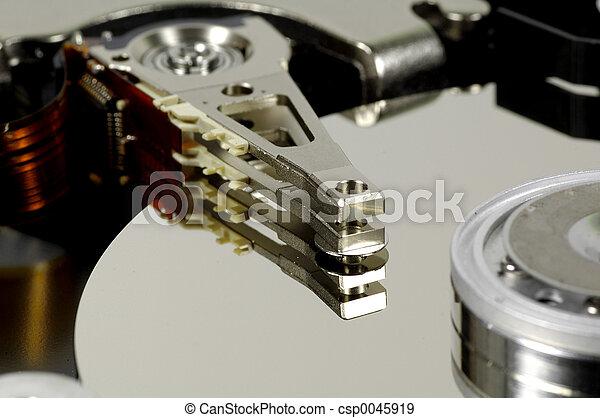 Hard Drive - csp0045919