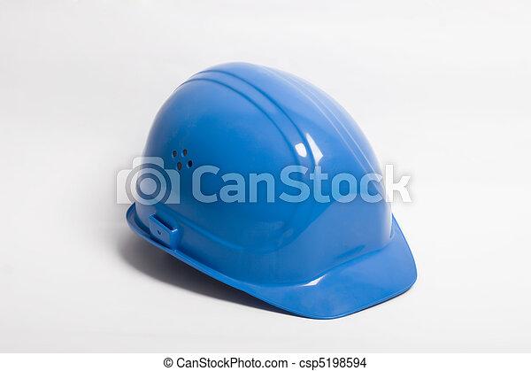 Hard hat - builder essential tool - csp5198594
