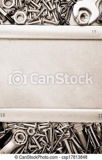 Baumaterial - csp17813848
