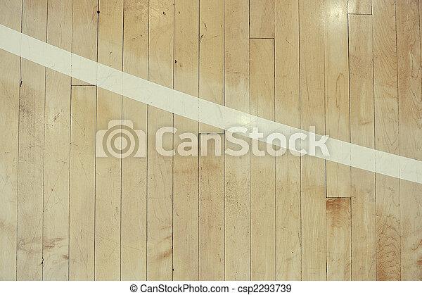 Hardwood Detail - csp2293739