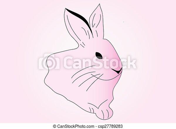 hare - csp27789283