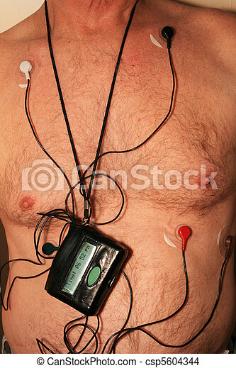 harness cardiac monitor - csp5604344
