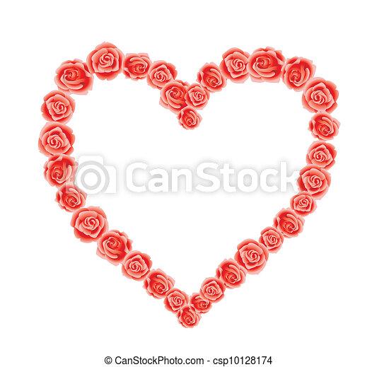 hart, liefde - csp10128174